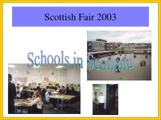 Scottish Fair 2003