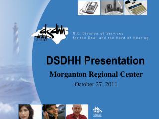 DSDHH Presentation