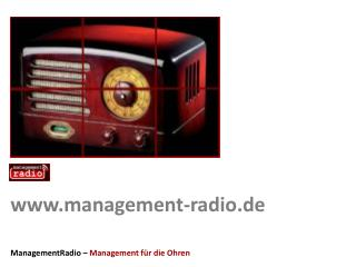 management-radio.de