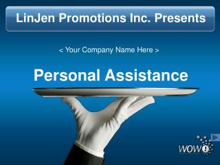 LinJen Promotions Inc. Presents