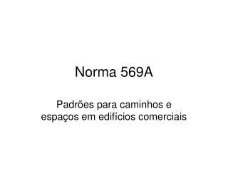 Norma 569A