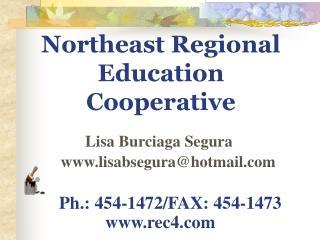 Northeast Regional  Education Cooperative