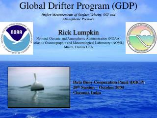 Global Drifter Program (GDP)
