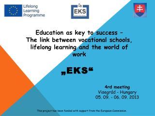"""""""EKS"""""""