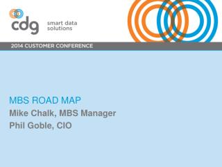 MBS Road map