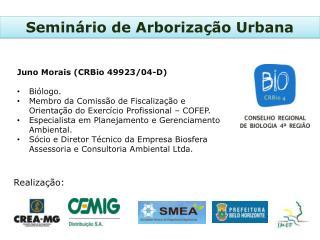 Seminário de Arborização Urbana