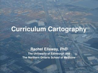 Curriculum Cartography