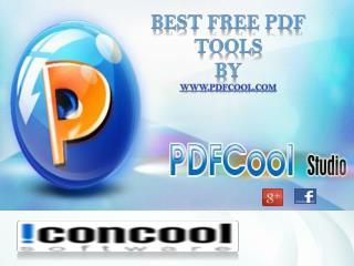 Best Free PDF Tools