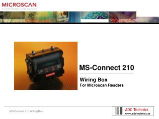 MS-Connect 210
