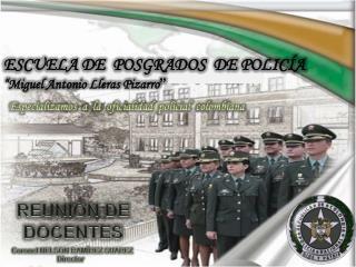 REUNIÓN DE  DOCENTES