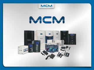 MCM Controles Eletrônicos Ltda.