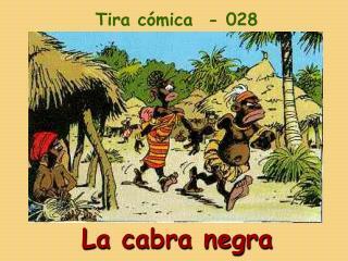 Tira cómica  - 028