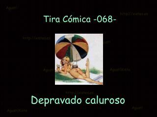 Tira Cómica -068-