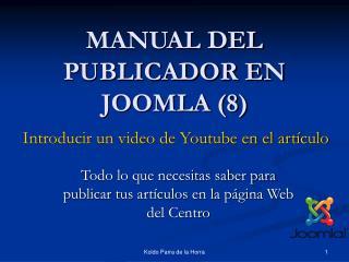 MANUAL DEL PUBLICADOR EN JOOMLA (8)
