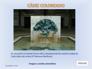 CÁDIZ COLOREADO