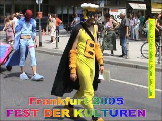 Frankfurt 2005 FEST DER KULTUREN