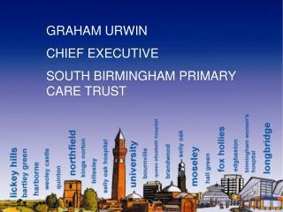 South Birmingham PCT