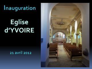 Eglise d'YVOIRE