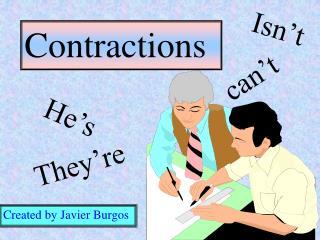 Created by Javier Burgos