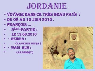 jordanie