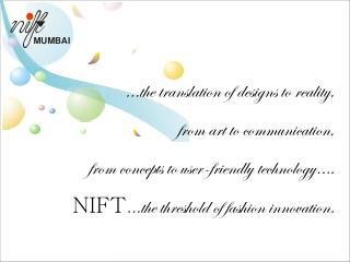 …the translation of designs to reality, from art to communication,