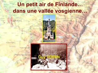 Un petit air de Finlande… dans une vallée vosgienne…