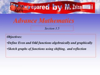 Advance Mathematics