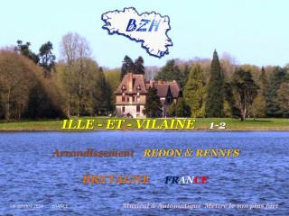 ILLE - ET - VILAINE 1-2