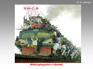 Mitfahrgelegenheit in Mumbai