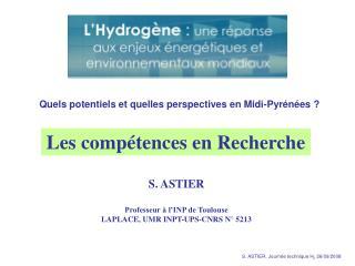 Quels potentiels et quelles perspectives en Midi-Pyrénées ?