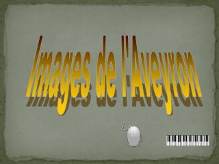 Images de l'Aveyron