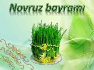 Novruz bayram?