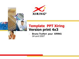 Template  PPT Xiring Version print 4x3