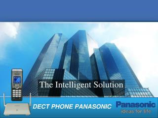 DECT PHONE PANASONIC