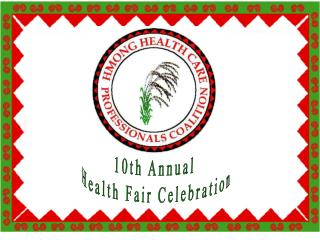 10th Annual  Health Fair Celebration