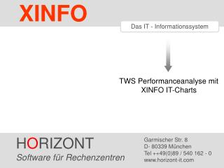 Das IT - Informationssystem