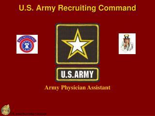 U.S. Army Recruiting Command