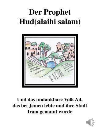 Der Prophet  Hud(alaihi salam)