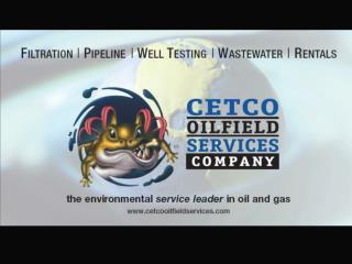 Cetco Combines  Municipal WWT and BioSolids Treatment