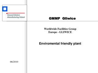 GMMP  Gliwice