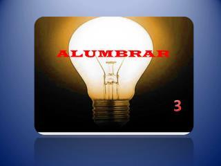 ALUMBRAR