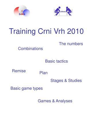 Training Crni Vrh 2010
