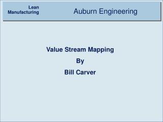 Auburn Engineering