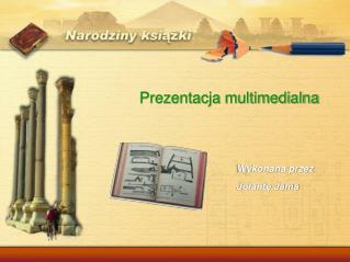 Prezentacja multimedialna