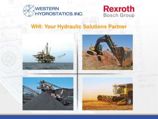 WHI: Your Hydraulic Solutions Partner