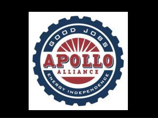The Apollo Alliance