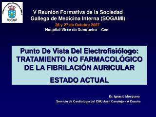SOCIEDADE GALEGA DE MEDICI�A INTERNA