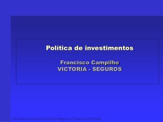 III Colóquio Internacional sobre Seguros e Fundos de Pensões