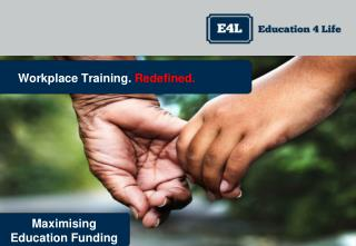 Workplace Training.  Redefined.