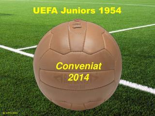 UEFA Juniors 1954